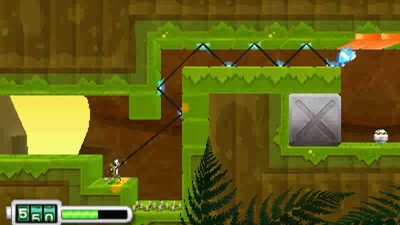 Chibi-Robo!: Zip Lash Screenshot 1