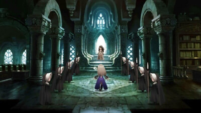 Bravely Second: End Layer Screenshot 2