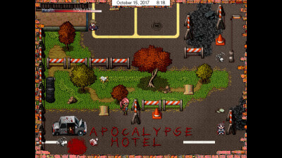 Apocalypse Hotel Screenshot 1