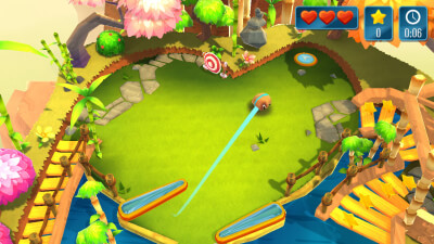 Momonga Pinball Adventures Screenshot 1