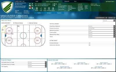 Franchise Hockey Manager 2 Screenshot 3