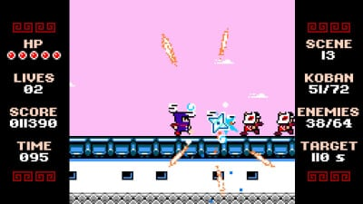 Ninja Senki DX Screenshot 1