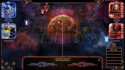 Talisman: The Horus Heresy Screenshot 2