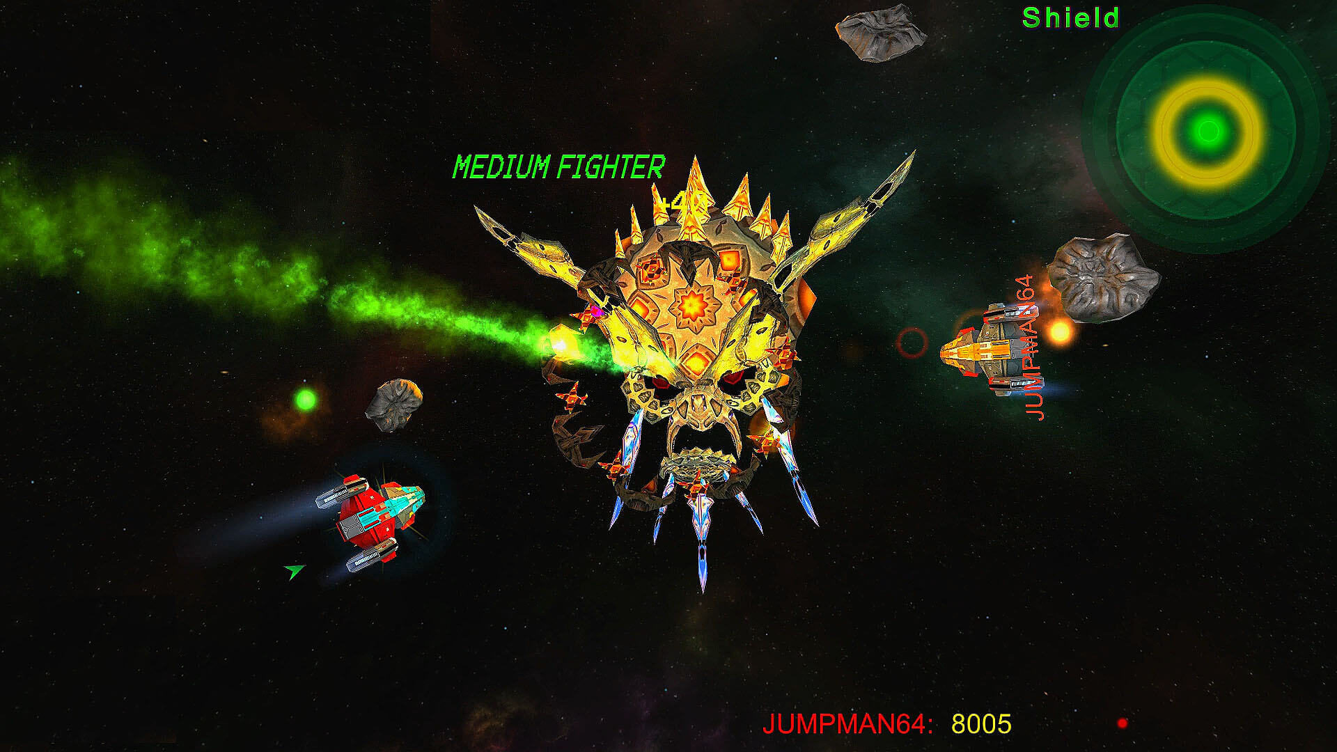Zamarian Screenshot 1