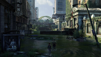 The Last of Us Remastered Screenshot 1