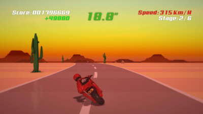 Super Night Riders Screenshot 2