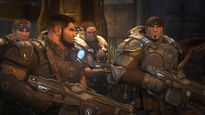 Gears of War: Ultimate Windows 10 Edition Screenshot 1