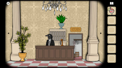Rusty Lake Hotel Screenshot 3