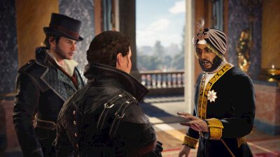 Assassin's Creed Syndicate: The Last Maharaja Screenshot 1