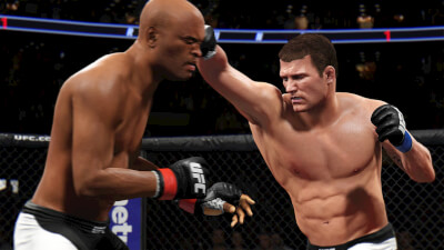 EA Sports UFC 2 Screenshot 2