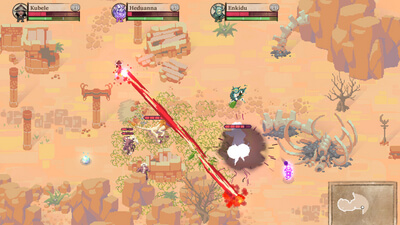 Moon Hunters Screenshot 1