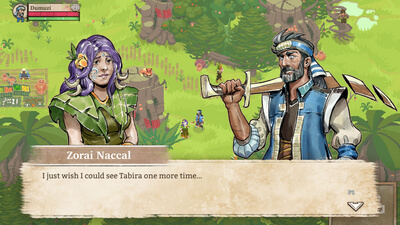 Moon Hunters Screenshot 2