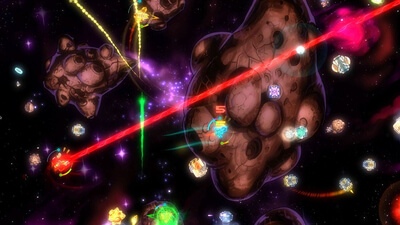 In Space We Brawl: Full Arsenal Edition Screenshot 2