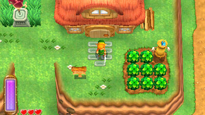 The Legend of Zelda: A Link Between Worlds Screenshot 2