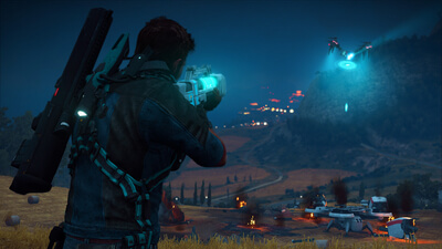 Just Cause 3: Sky Fortress Screenshot 3