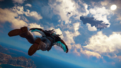 Just Cause 3: Sky Fortress Screenshot 2