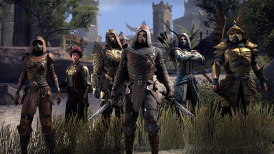The Elder Scrolls Online: Tamriel Unlimited - Thieves Guild Screenshot 1