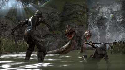 The Elder Scrolls Online: Tamriel Unlimited - Thieves Guild Screenshot 2