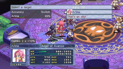 Disgaea 4: A Promise Revisited Screenshot 2