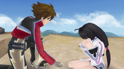 Tales of Hearts R Screenshot 2