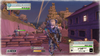Valkyria Chronicles Remastered Screenshot 2