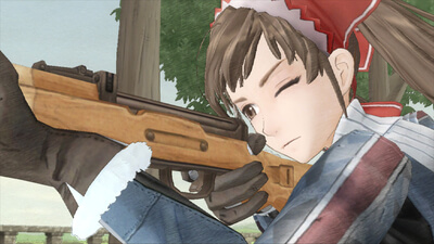 Valkyria Chronicles Remastered Masthead