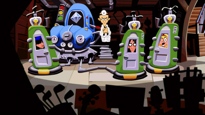 Day of the Tentacle Remastered Masthead