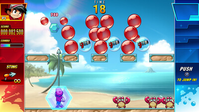 Pang Adventures Screenshot 1