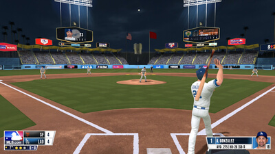 R.B.I. Baseball 16 Screenshot 1