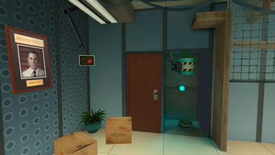 Esper 2 (VR) Screenshot 1