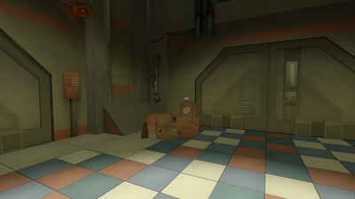 Esper 2 (VR) Screenshot 2