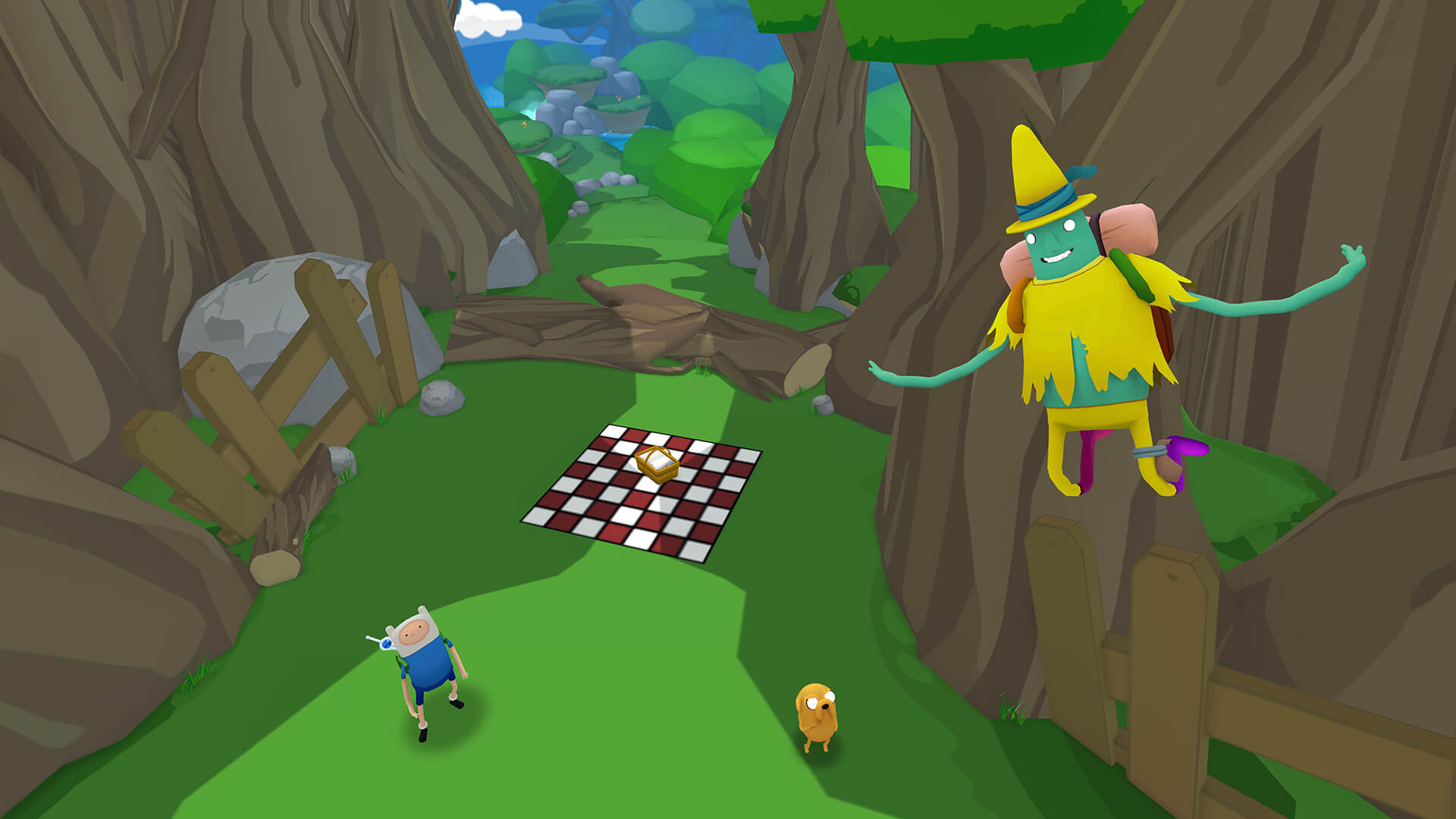Adventure Time: Magic Man's Head Games (VR) Masthead