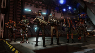 XCOM 2 - Anarchy's Children Screenshot 1