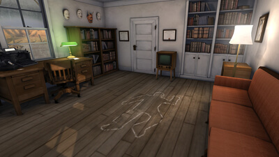Dead Secret (VR) Screenshot 1