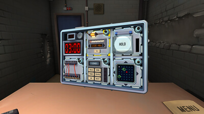 Keep Talking and Nobody Explodes (VR) Screenshot 1