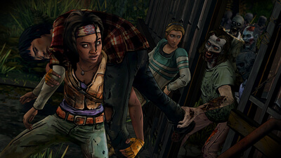 The Walking Dead: Michonne - Episode 2: Give No Shelter Screenshot 2