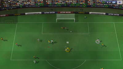 Active Soccer 2 DX Screenshot 2