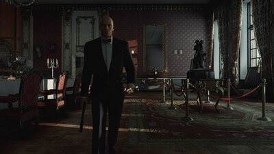 Hitman - Episode 2: Sapienza Screenshot 1