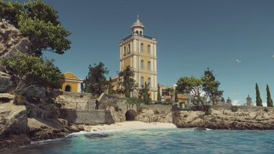 Hitman - Episode 2: Sapienza Screenshot 3