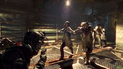 Umbrella Corps Screenshot 3