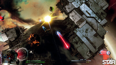 Dead Star Screenshot 1