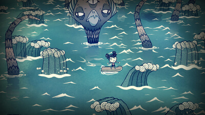 Don't Starve: Shipwrecked Screenshot 3