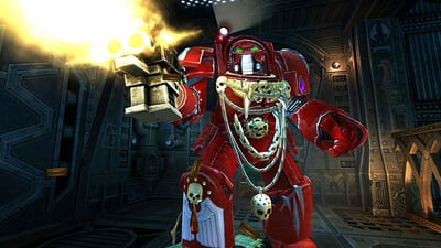 Space Hulk Screenshot 1