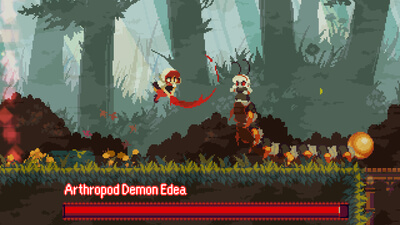 Momodora: Reverie Under the Moonlight Screenshot 2