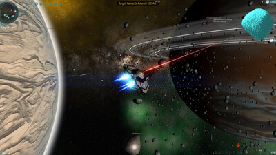 Ascent - The Space Game Screenshot 1