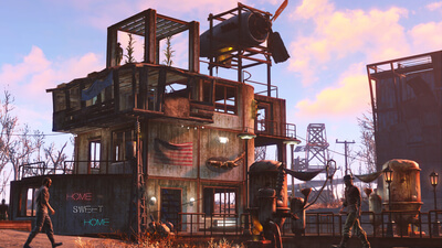 Fallout 4: Wasteland Workshop Screenshot 3