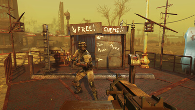 Fallout 4: Wasteland Workshop Screenshot 2