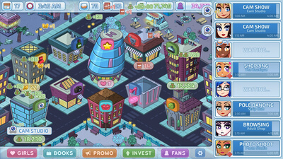 HunieCam Studio Screenshot 1