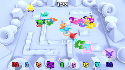 Chompy Chomp Chomp Party Screenshot 2