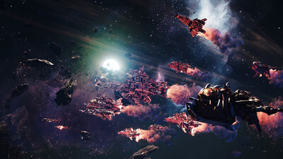 Battlefleet Gothic: Armada Screenshot 2